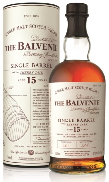 The Balvenie 15 SB Sherry