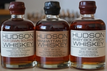 Hudson Whiskeys