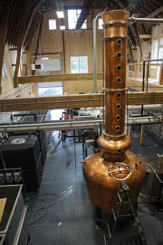 Distillery Opening-still