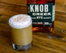 Knob Creek Old Fashioned Holiday