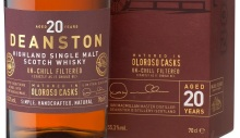 Deanston 20YO - bottle and packagaing - Cropped