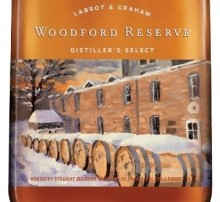 Woodford Reserve Holiday Bottle