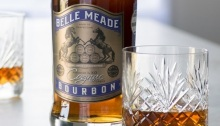 Belle Meade Bourbon Cognac Cask Finish - Cropped
