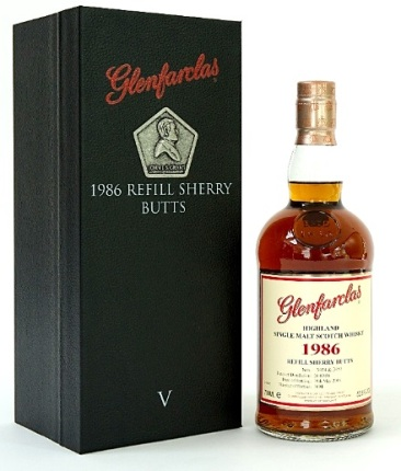 Glenfarclas 1986