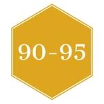 90-95