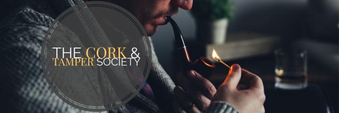 Cork n Tamper Logo Light